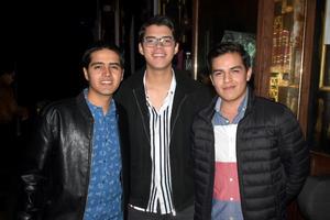 25012020 Iván, Jorge y Juan.