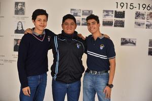 26012020 Cristian, Kevin y Omar.