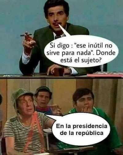 Regresan los memes del avión presidencial tras presentación de 'cachito' para la 'rifa'