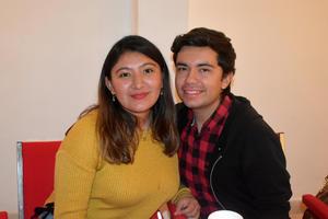29012020 EN PAREJA.  Cristina y Miguel.