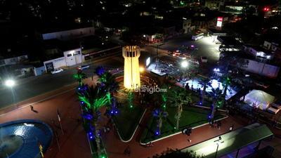 Imágenes con el Dron del Monumento a Torreón   Inauguración del Monumento a Torreón con vista desde las alturas