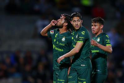 Santos Laguna avanza a 'Cuartos' de la Copa MX