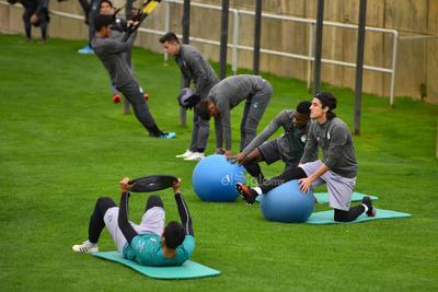 Guerreros ya trabajan pensando en la jornada 5 ante Puebla