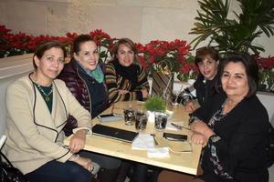 03022020 Rosy, Paty, Rosario, Liliana y Tina.