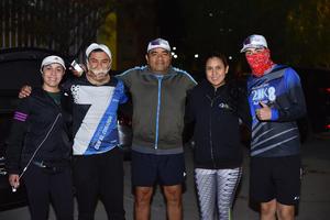 03022020 Laura, JR, Sergio, Ana y Esteban.