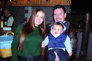 04022020 FIESTA DE CUMPLE.  Eileen, Adrián e Ian.