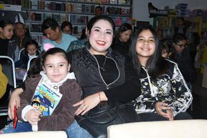 01022020 Silvia Padilla, Luz Pamela y Coral Samantha.
