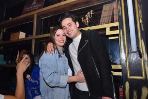 Andrea y Pablo