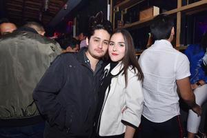 Gerardo y Adri