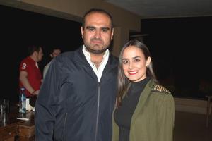 Daniel y Mariana