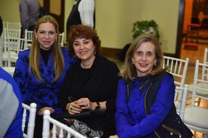 Katia, Ruth,y Elsa