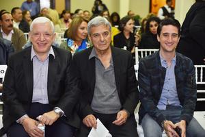 Monir, Hassan y Samir
