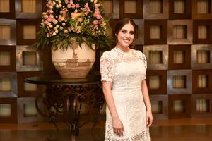 Ofrece, Liliana y Cristy, se casa con Ricardo el 16 de mayo.