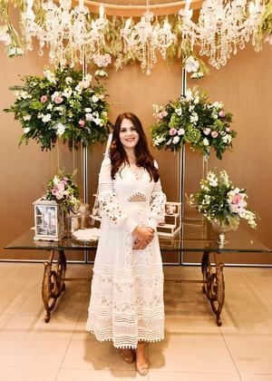 Se casará en marzo  2
