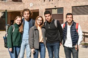 Susana,Sebastian,Daniela,Raul y Jose Luis.