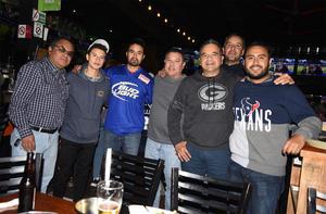 05022020 Elías, José Ángel, José, Óscar, Miguel, Hugo y Hugo Jr.