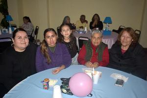 05022020 Karla, Lily, Mariana, Lidia y Cukis.