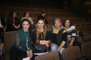 05022020 JARDINERAS.  Carmen, Sandra, Gaby y Malena.