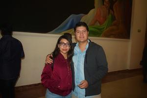 05022020 EN PAREJA.  Elisa y Carlos.