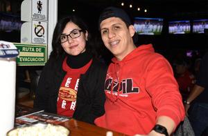 05022020 Margarita Guerra y Carlos Maldonado.