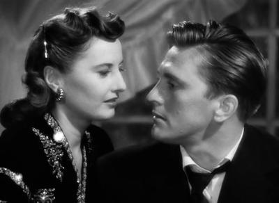 1946. Su debut en el cine en  The Strange Love of Martha Ivers de Paramount.