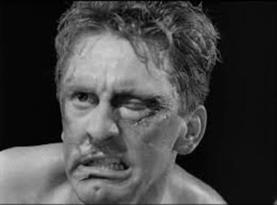 1949. El ídolo de barro, película con la cual recibió su primera nominación al Oscar por Mejor Actor.