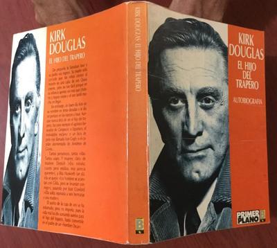 En 1988 lanzó su exitosa autobiografía llamada 'Kirk Douglas: Hijo del Trapero'