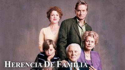 2003 Regresa al cine en Cosas de Familia junto a su familia.