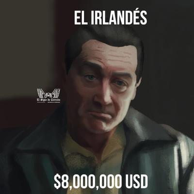 El irlandés