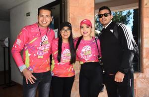 06022020 Jesús García, Natalia Valles, Wendy Rosales y Germán Calderón.