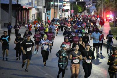 Corrieron el Medio Maratón 21 K El Siglo de Torreón.
