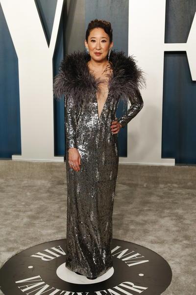 Así lucieron los invitados al 'after party' de Vanity Fair por los Oscar