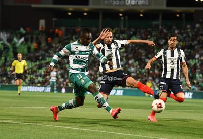 SANTOS VS MONTERREY COPA MX CUARTOS DE FINAL     Santos Laguna vs Rayados de Monterrey Copa MX cuartos de final Santos 0 Monterrey 0