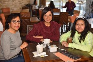10022020 Alma Rosa, Claudia y Ximena.