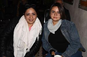 11022020 Isis Alina Rodríguez e Isis Adriana Vázquez.