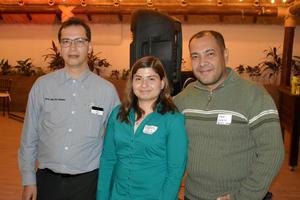 08022020 Miguel, Vanessa y Édgar.