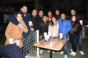 08022020 SANTISTAS EN EL TSM.  Jessica, Miguel, Carlos, Luis, Víctor, Monse, Memo, Carlos, Román, Denisse y Alberto.