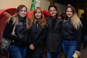 11022020 Andrea, Marisol, Luis e Irma.