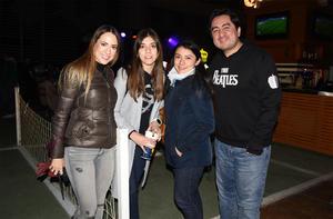 12022020 Daniela, Ale, Lilian y Víctor.