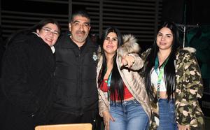 12022020 Kelly Moran, Nery Torres, Maricela Domínguez y Enrique Soto.