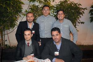 08022020 Ricardo, Ricardo, Aldo, Luis Mario y Jorge.