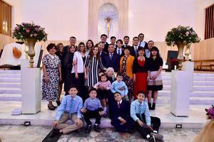 09022020 CUMPLE UN SIGLO DE VIDA.  Rebeca Bernal Gómez en compañía de toda su familia.