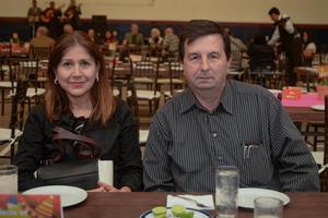 10022020 Olga Abularach y Fernando Sepúlveda.