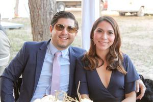12022020 Gerardo Castrejón y Mónica Cueva.