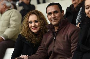 12022020 EN PAREJA.  Lily Pérez y Juan Martell.