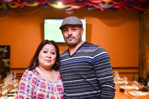 08022020 EVENTO DE GASTRONOMíA.  Leticia Hernández y Emmanuel Sintra.