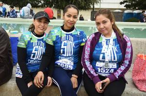 13022020 Alma González, Angélica Zapata y Mary Carmen López.