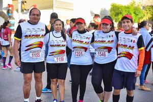 13022020 CUMPLEN SUS OBJETIVOS.  Óscar, Alicia, Mary, Ivonne y Juan Luis.