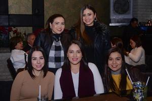13022020 Michelle, Tania, Mónica, Paola y Nayath.