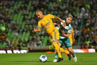Liga MX     Jornada 6 Santos 2 vs Tigres 1